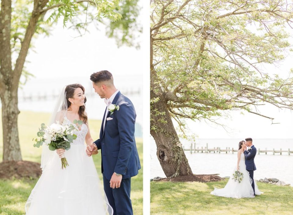 first look at weatherly waterfront farm photography by costola photography