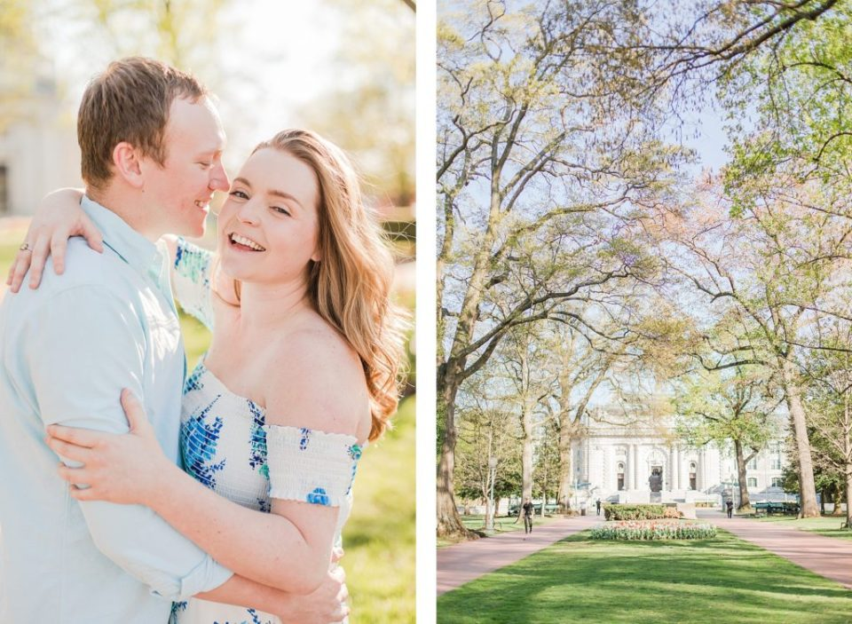 Naval Academy Proposal by Costola Photography