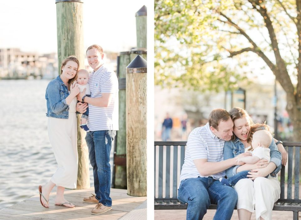 Downtown Annapolis Family Session by Costola Photography