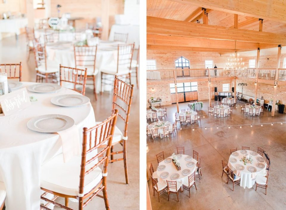 Reception at The Homeplace at Johnston Farm by Costola Photography
