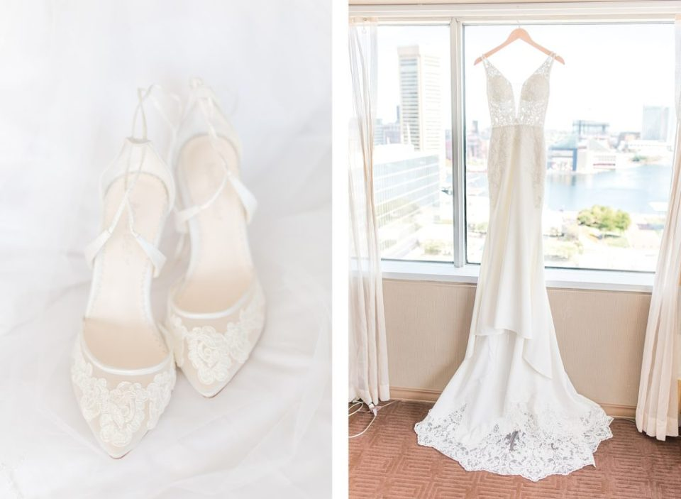 Wedding Details at Bayfront Club Wedding by Costola Photography