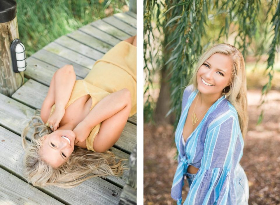 Molli's Southern Maryland Senior Session by Costola Photography