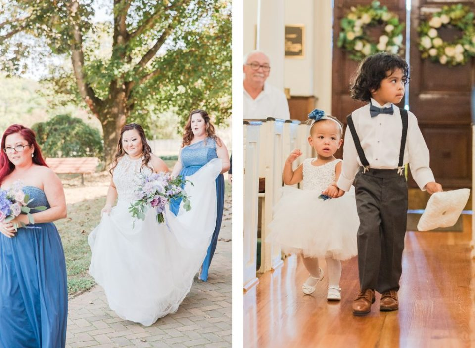 Wedding at St. Ignatius Church Chapel Point photographed by Costola Photography