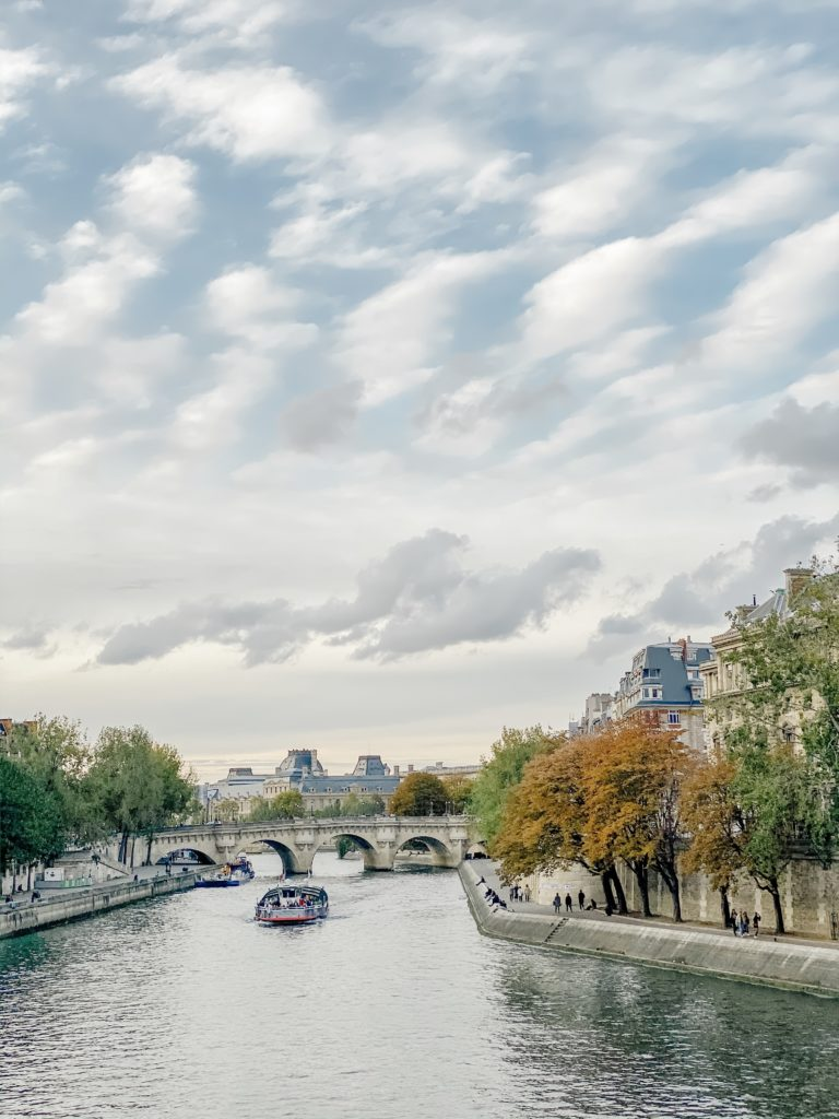 Seine river cruise by Costola Photography French France Wedding Photographers
