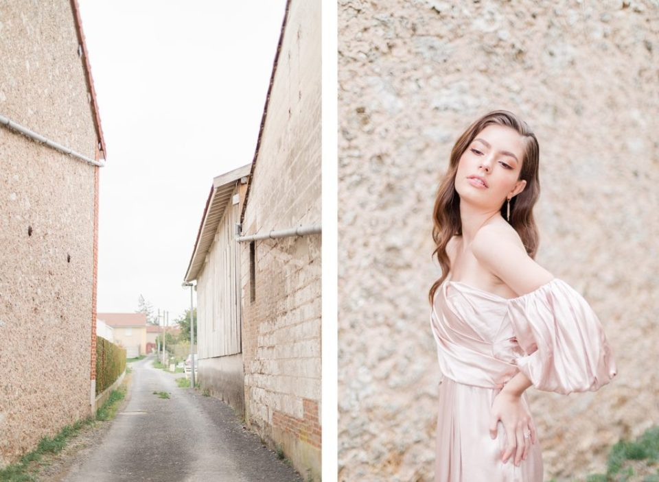 Champagne France Engagement Session by Destination Wedding Photographer Costola Photography