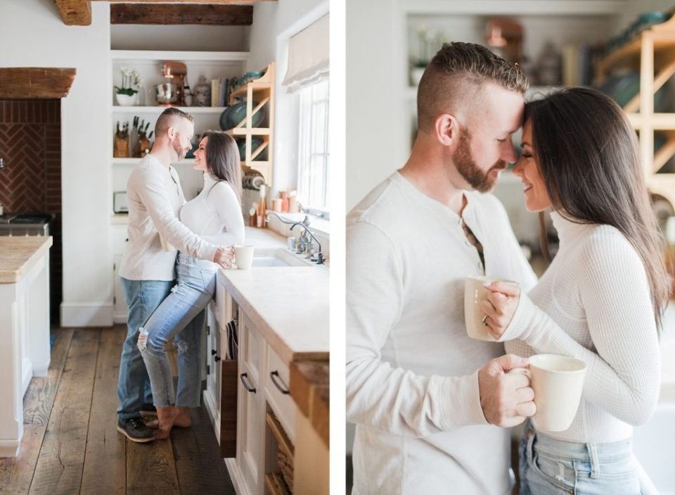 Towson In Home Family Session by Costola Photography