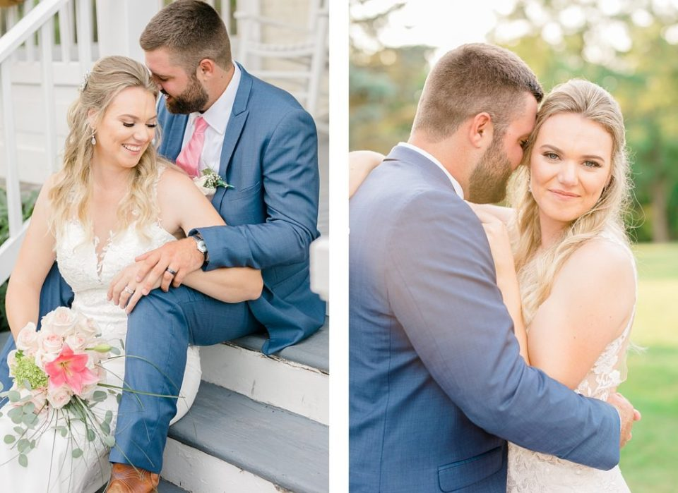 A Summer Wedding at Antrim 1844 by Costola Photography
