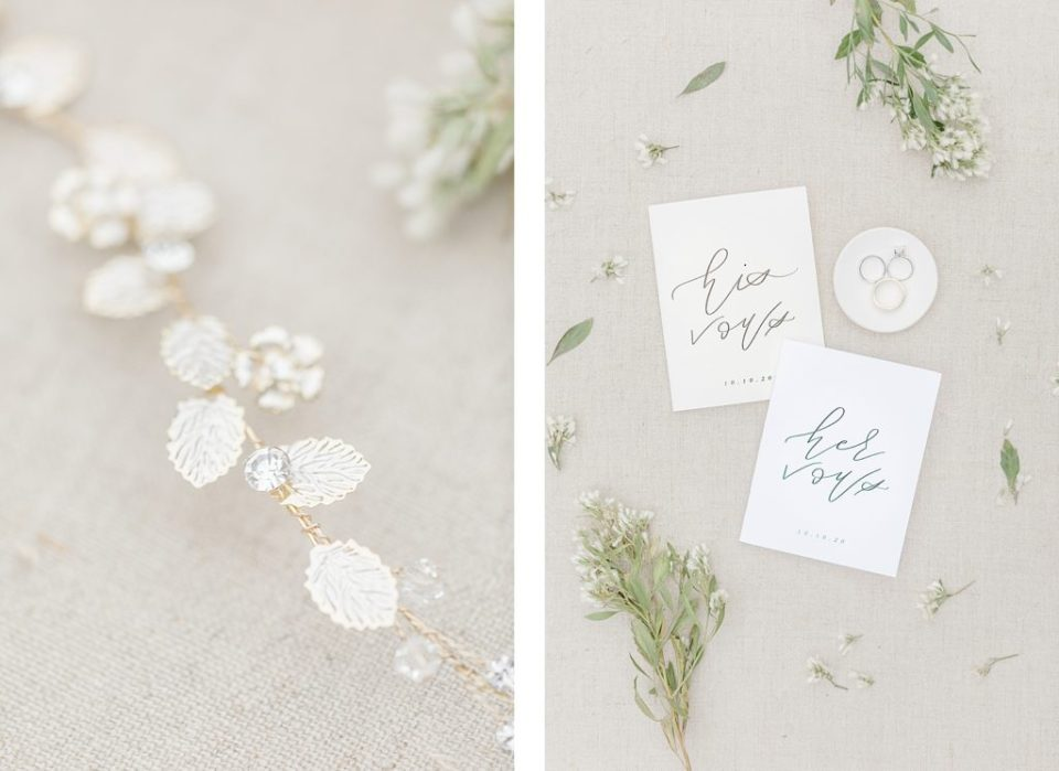 Boho Chic Shenandoah Woods Wedding