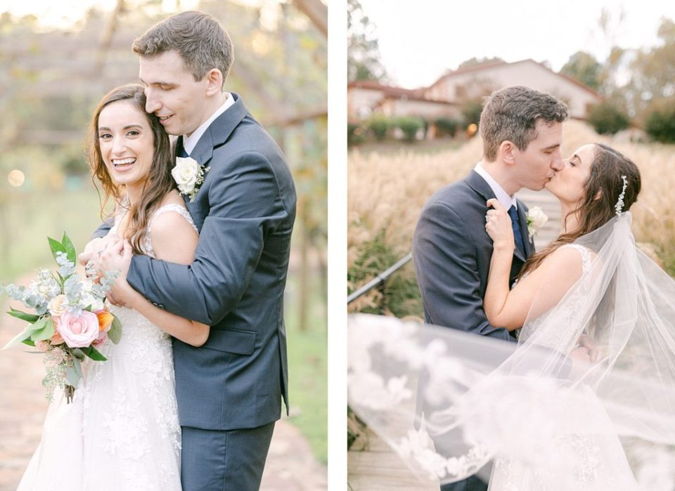 Fall Running Hare Vineyard Wedding by Maryland Wedding Photographer Costola Photography