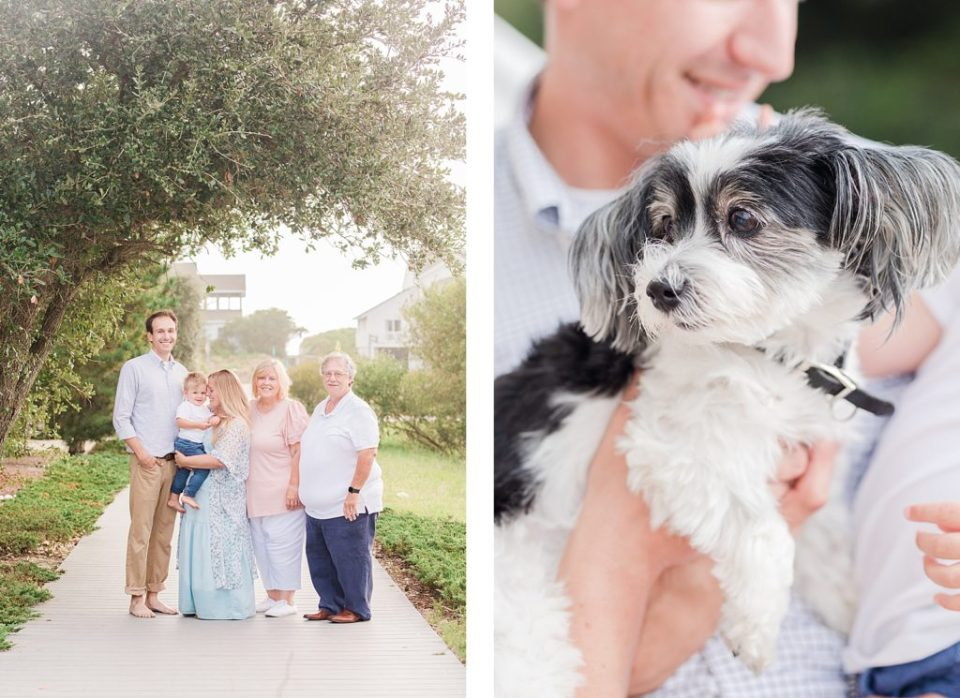 Corolla North Carolina Family Session by Costola Photography