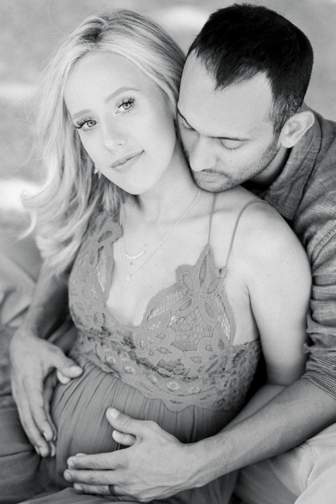 Sotterley Historic Site Maternity Session by Costola Photography