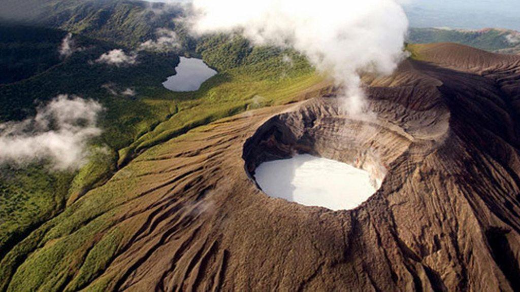 las paillas, rincon, volcano