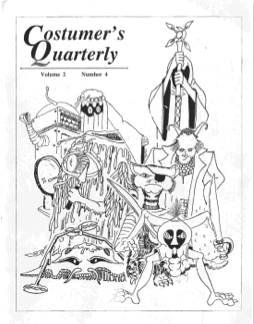 Costumers Quarterly Vol 2 No 4