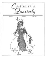 Costumers Quarterly Vol 5 No 4