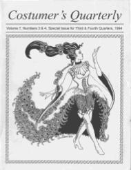 Costumers Quarterly Vol 7 No 3-4