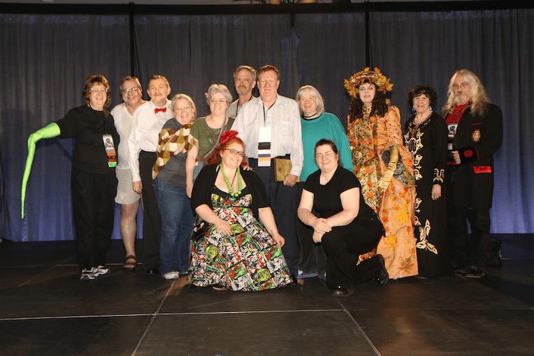 2017 Lifetime Achievement Award Group Photo
