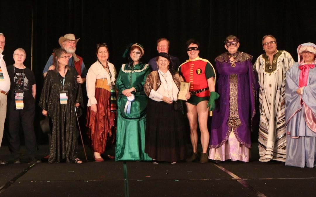 2018 Lifetime Achievement Award Group Photo