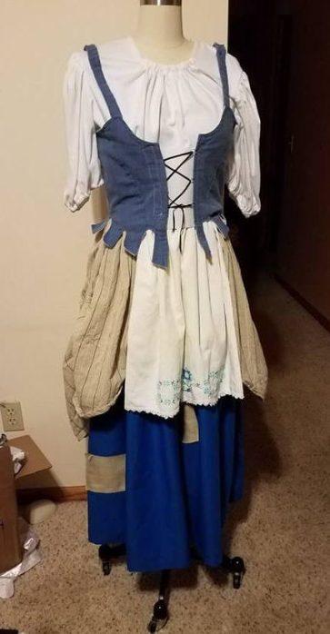 main dress front