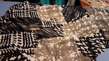 fabric for Marie Cape
