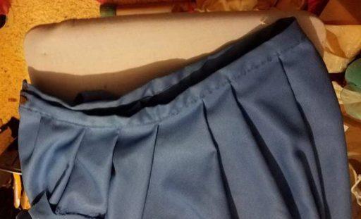 top of transforming skirt
