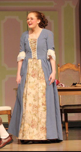 Gabrielle Soup Kitchen dress