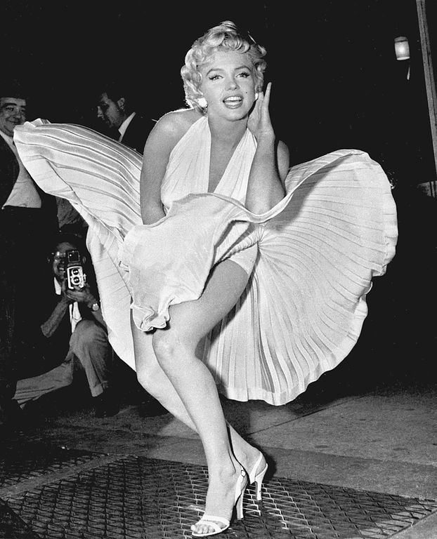 Marilyn Monroe The Seven Year Itch  sc 1 st  Costume Ideas for All & 1950s Costume Idea - Marilyn Monroe | Costume Ideas for All