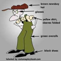 Courage the Cowardly Dog Costumes | Costume Playbook ...