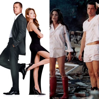 Mr and Mrs Smith Costume - Mr and Mrs Smith Fancy Dress