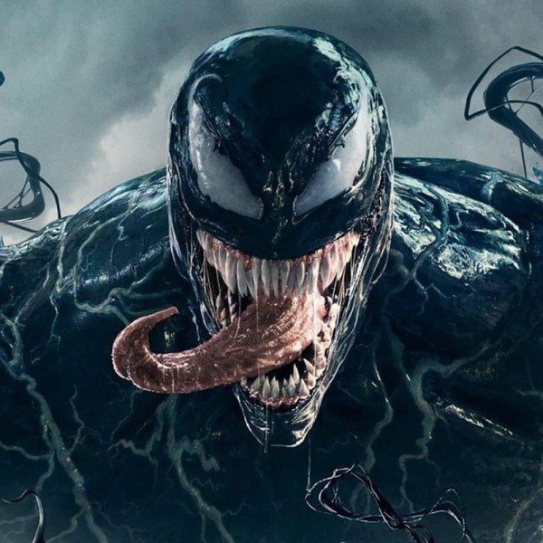 Venom Costume - Fancy Dress