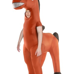Child Giant Inflatable Horse Costume