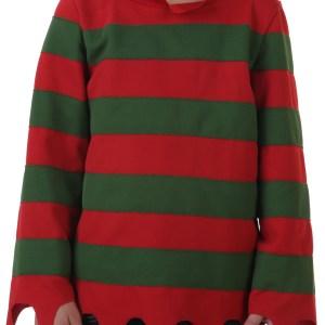 Child Nightmare Sweater Costume