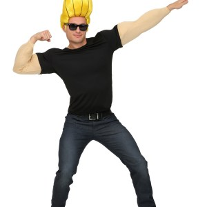 Johnny Bravo Plus Size Costume for Men 2X