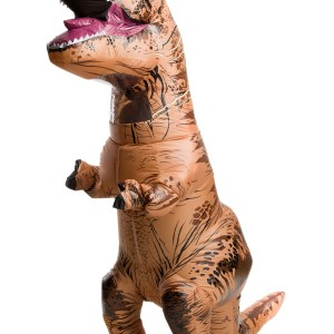 Jurassic World Inflatable T-Rex Teen Costume