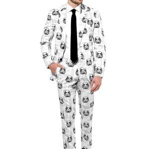Men's OppoSuits Star Wars Stormtrooper Costume Suit