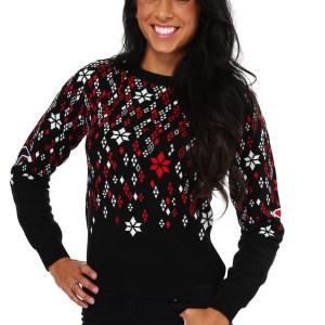 Harley Quinn Diamond Women's Ugly Christmas Sweater