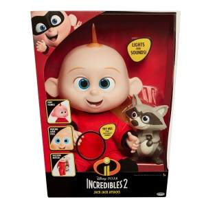Incredibles 2 Jack Jack Doll from Disney