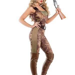 Hunter Hottie Costume for Women