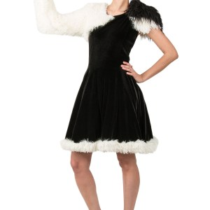 Playful Puppet Ostrich Women's Costume