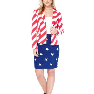 Stars and Stripes Women's OppoSuit