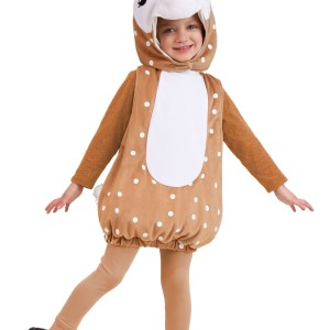 Spotted Deer Toddler Costume
