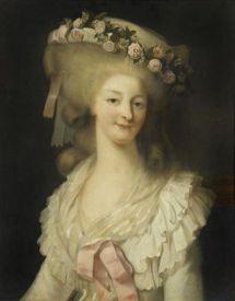 Portrait de la princesse de Lamballe