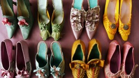 Marie-Antoinette - Chaussures (8)