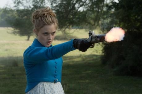 Bella Heathcote est Jane bennet.