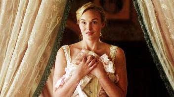 Denise en corset