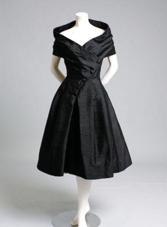 Robe des années 50
