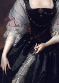 Frances Courtenay, wife of William Courtenay, 1st Viscount Courtenay