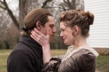 Jamie Bell as Abe Woodhull and Meegan Warner as Mary Woodhull - TURN: Washington's Spies _ Season 2, Episode 9 - Photo Credit: Antony Platt/AMC