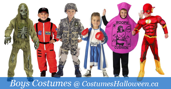 From topical to classic, we've got you covered! Boys Halloween Costumes Canada, 2021 Costumes Canada
