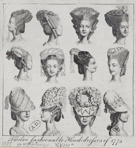 Power of the Pouf: Women's Hairstyles as Social Power