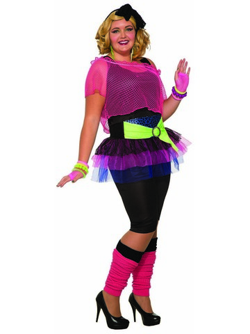 Easy halloween costumes for women don't have to take a ton of effort! Plus Size 80s Costumes Plus Size Halloween Costumes Costume Supercenter